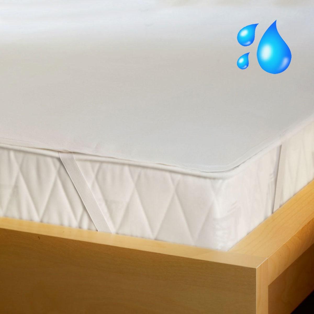 BettwarenShop Frottee Matratzenschutz Inkontinenzauflage