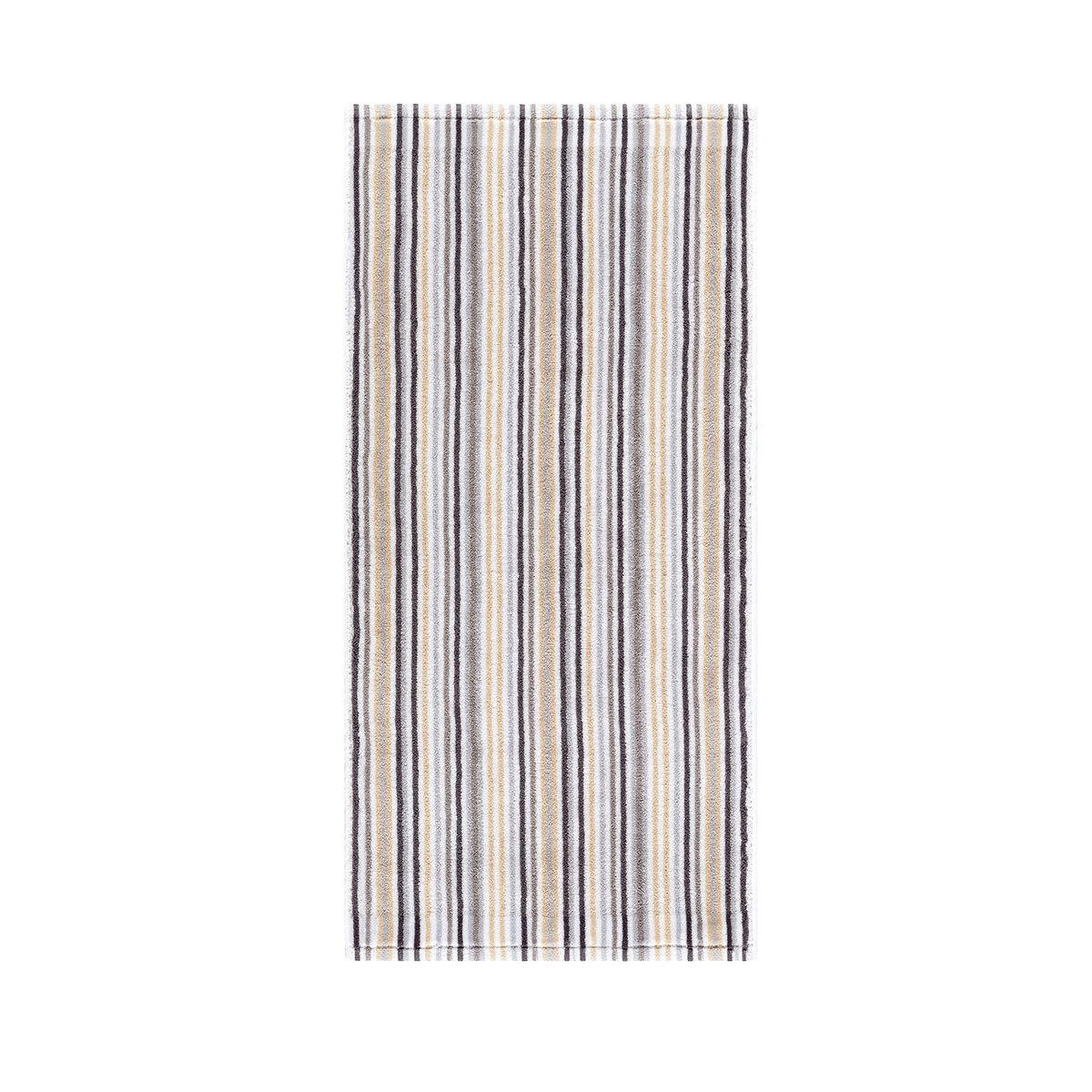 Egeria Frottier Handtücher Combi Stripes grey