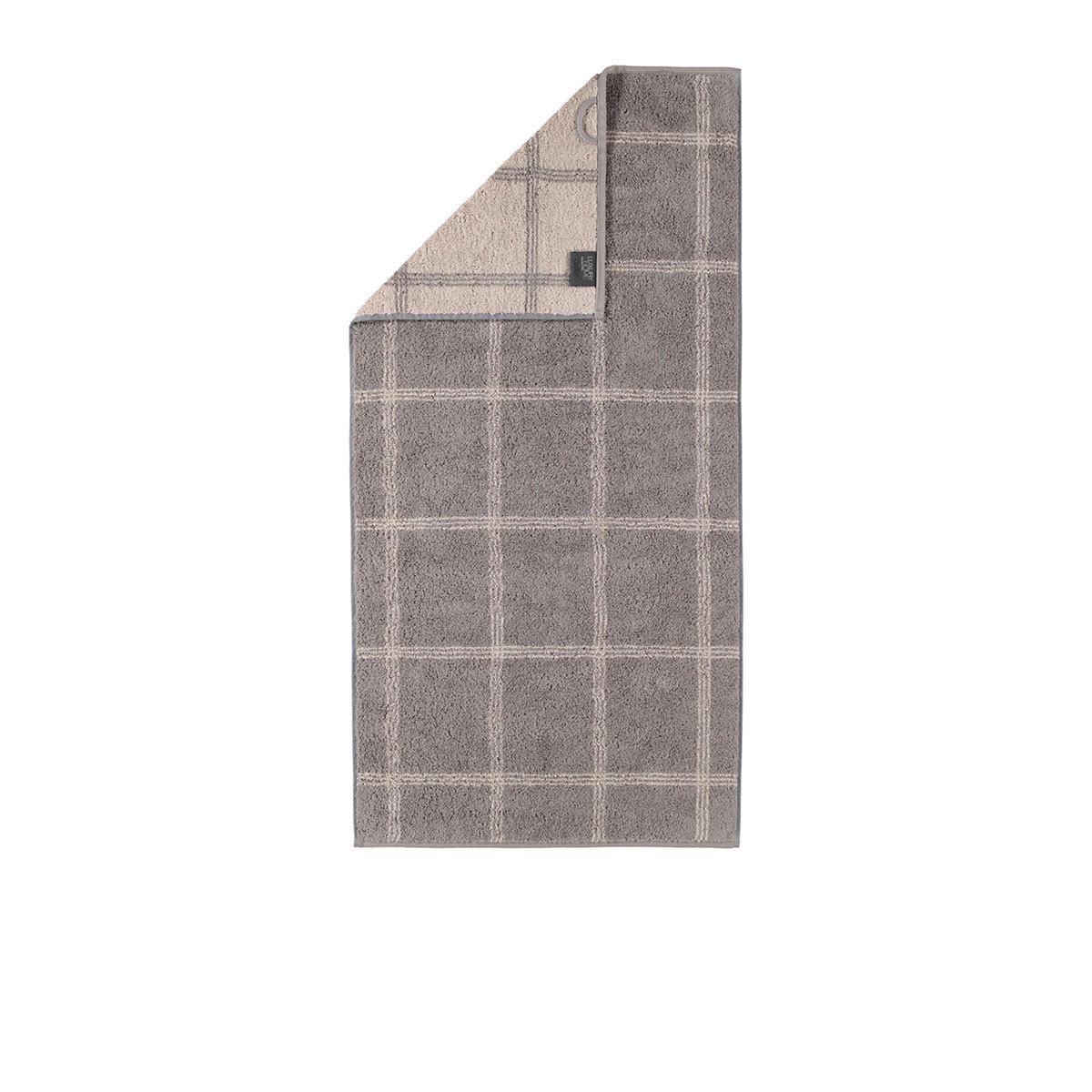 caw handt cher 604 two tone grafik graphit g nstig online kaufen bei bettwaren shop. Black Bedroom Furniture Sets. Home Design Ideas