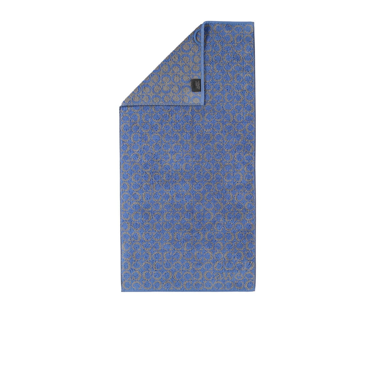 caw handt cher 605 two tone c allover blau g nstig online kaufen bei bettwaren shop. Black Bedroom Furniture Sets. Home Design Ideas
