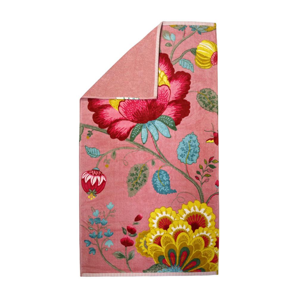 pip studio handt cher floral fantasy pink g nstig online kaufen bei bettwaren shop. Black Bedroom Furniture Sets. Home Design Ideas
