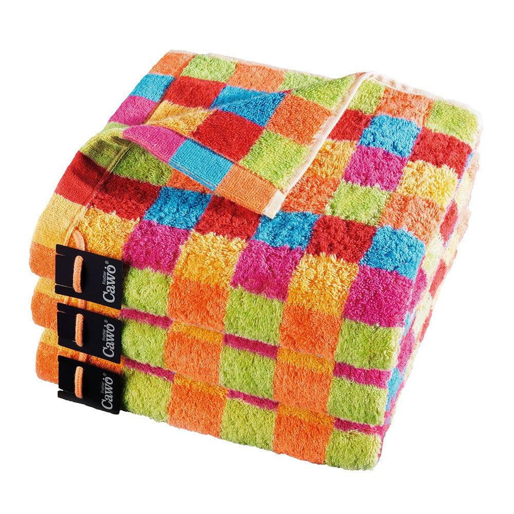 caw handt cher lifestyle karo multicolor 25 g nstig online kaufen bei bettwaren shop. Black Bedroom Furniture Sets. Home Design Ideas