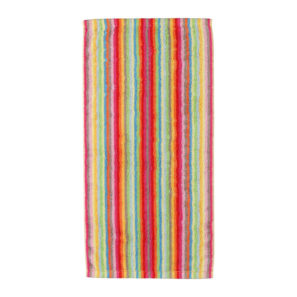 Cawö Handtücher Lifestyle Streifen multicolor 25