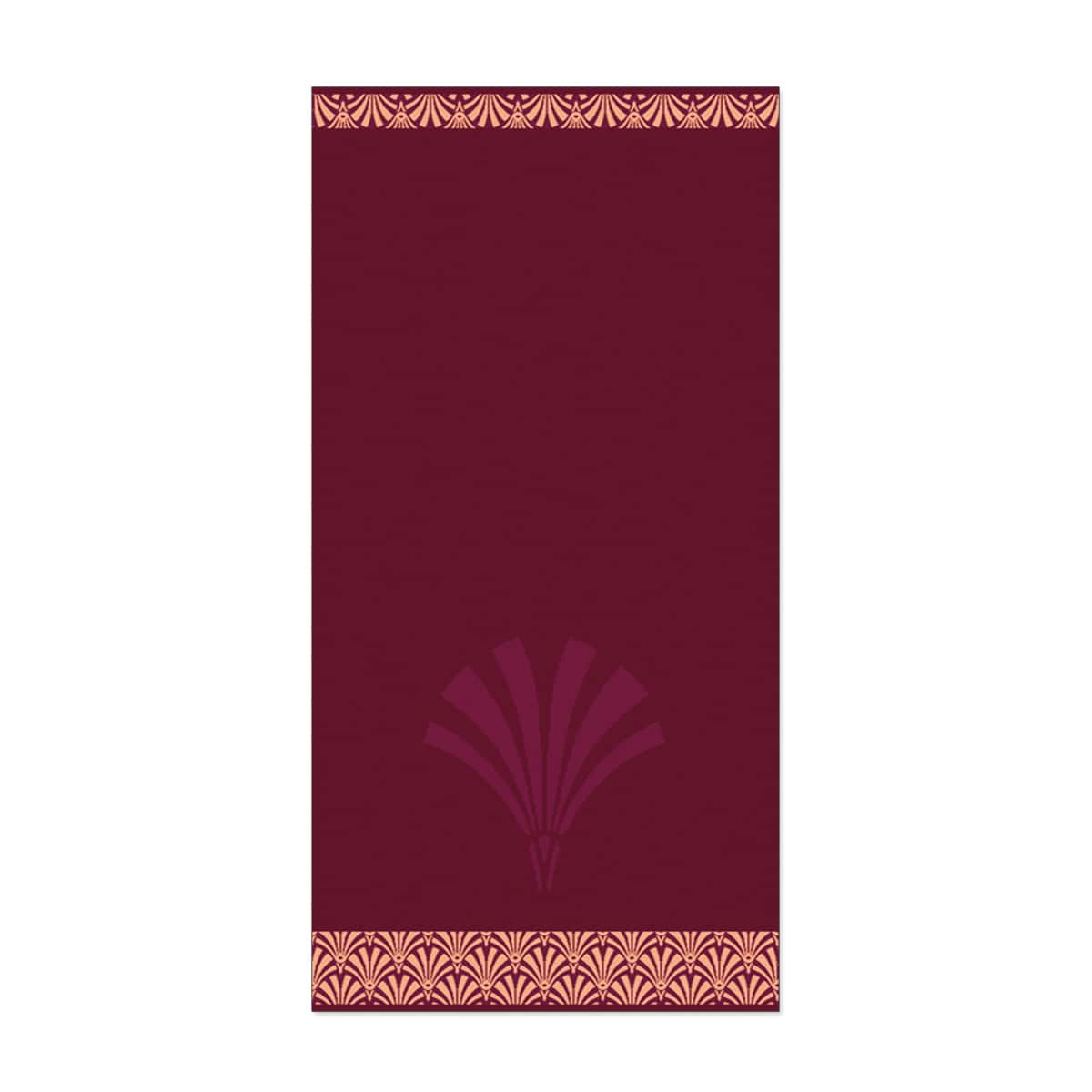 framsohn Handtücher Palmen Design