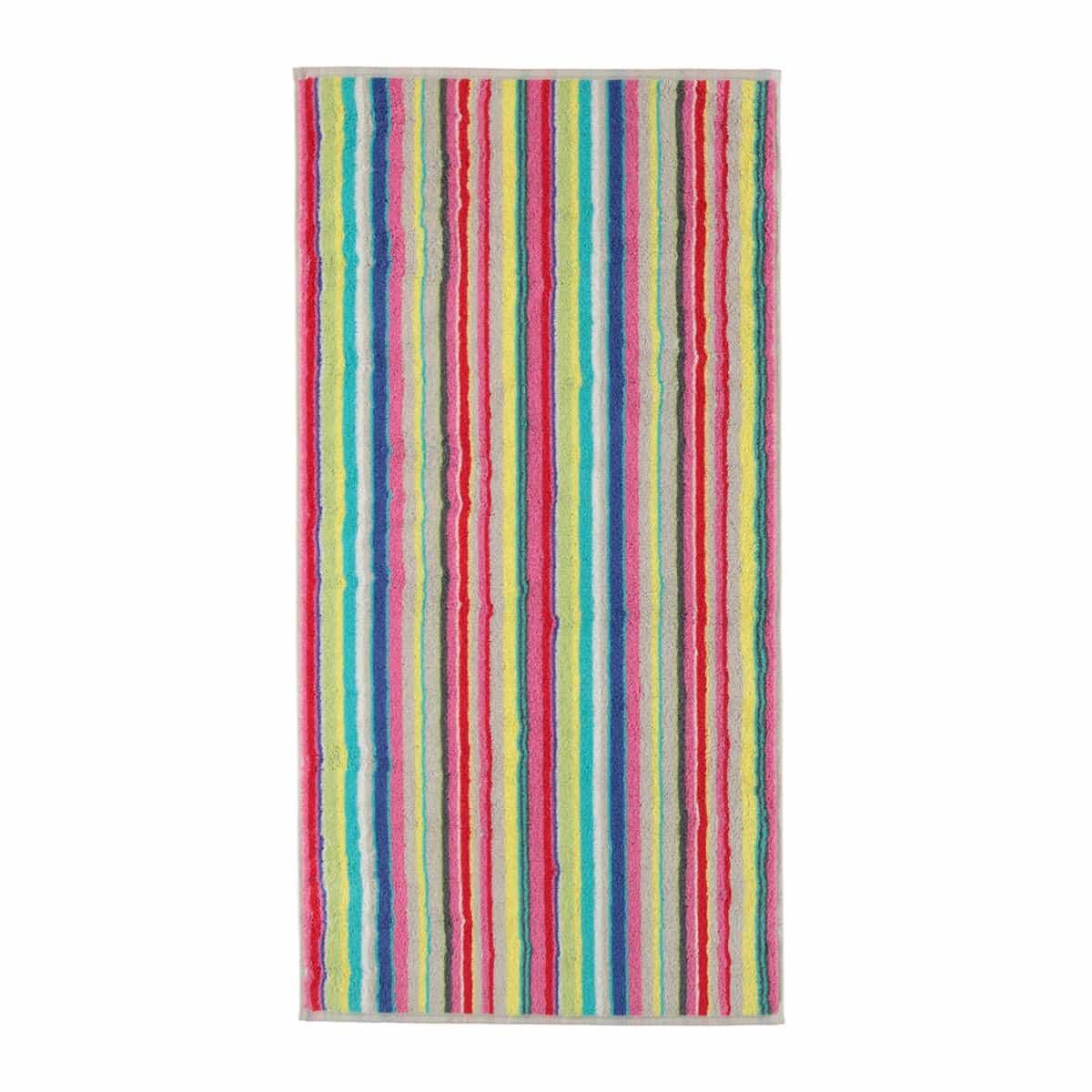Cawö Handtücher Viva Streifen multicolor