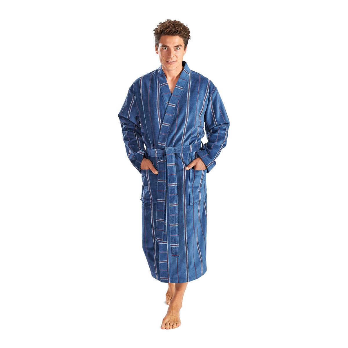 wewo fashion Herren Kimono 1597 jeans