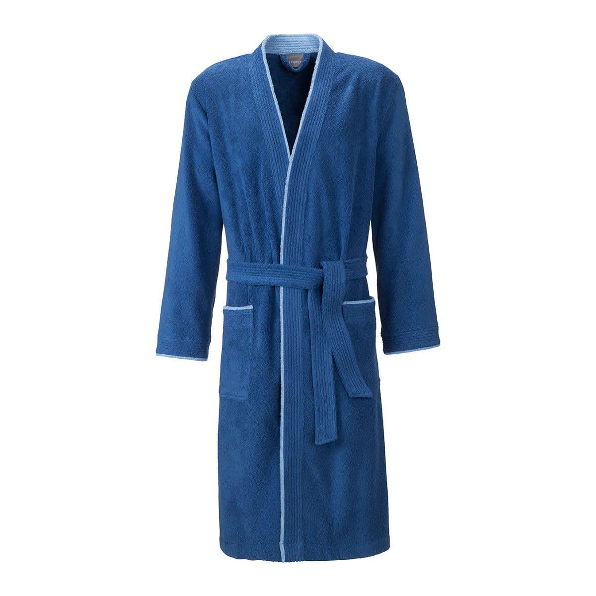 Egeria Herren Kimono Nico blau