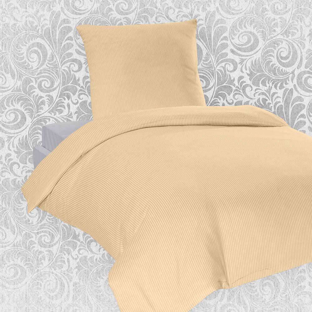 bettwarenshop hotelbettw sche 2 mm damast satinstreifen gelb g nstig online kaufen bei bettwaren. Black Bedroom Furniture Sets. Home Design Ideas