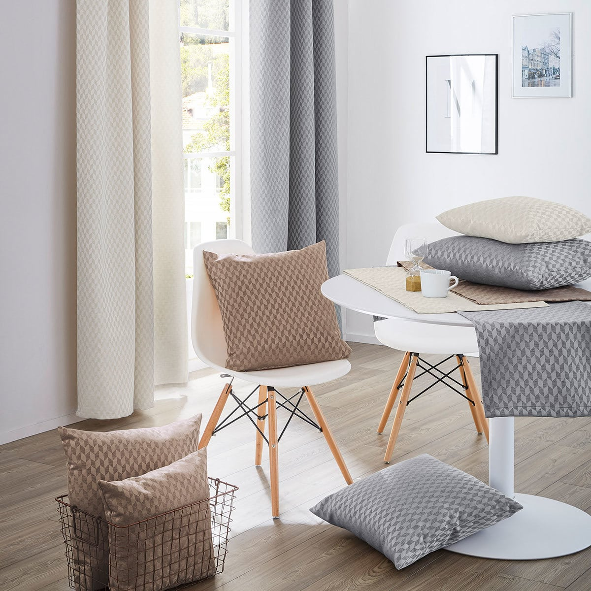 sun garden jacquard kissenh lle luxor g nstig online kaufen bei bettwaren shop. Black Bedroom Furniture Sets. Home Design Ideas