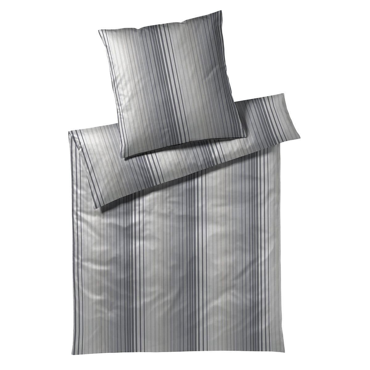 elegante jersey bettw sche blend coal g nstig online kaufen bei bettwaren shop. Black Bedroom Furniture Sets. Home Design Ideas
