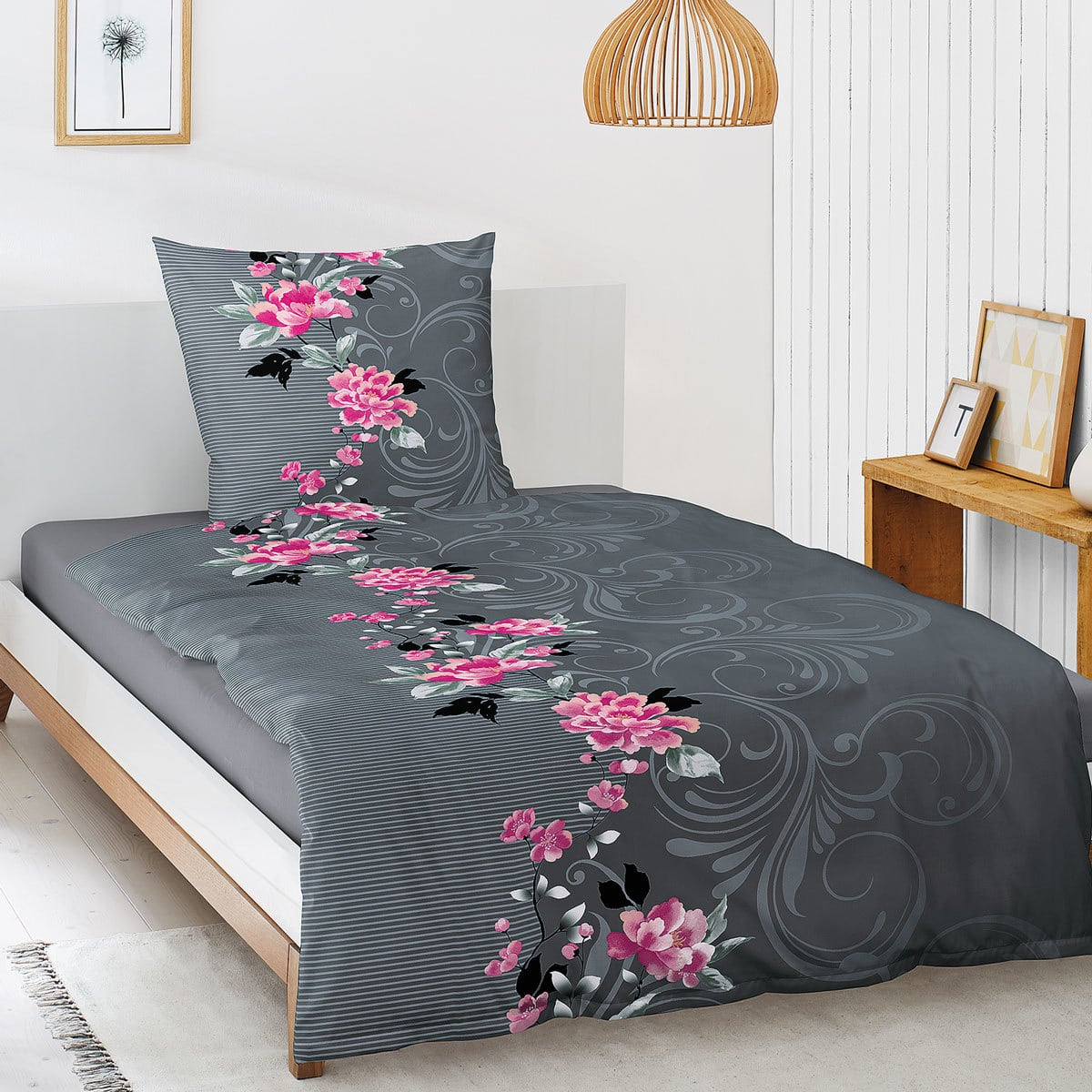 Irisette Jersey Bettwäsche Luna 8061 11 Günstig Online Kaufen Bei