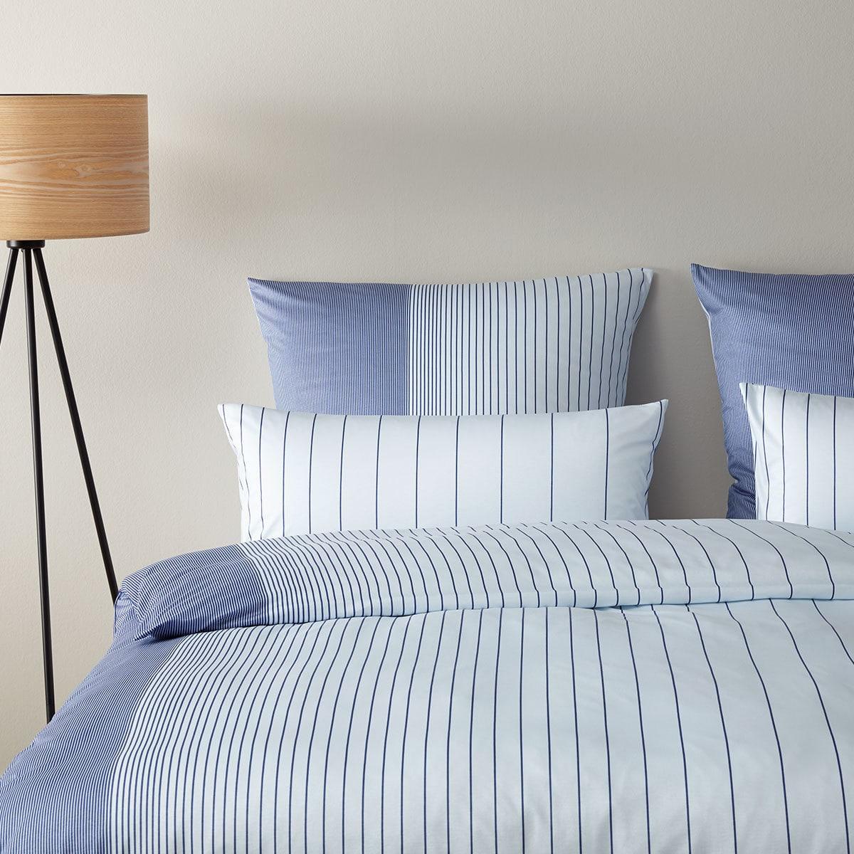 elegante jersey bettw sche verve rauchblau g nstig online kaufen bei bettwaren shop. Black Bedroom Furniture Sets. Home Design Ideas