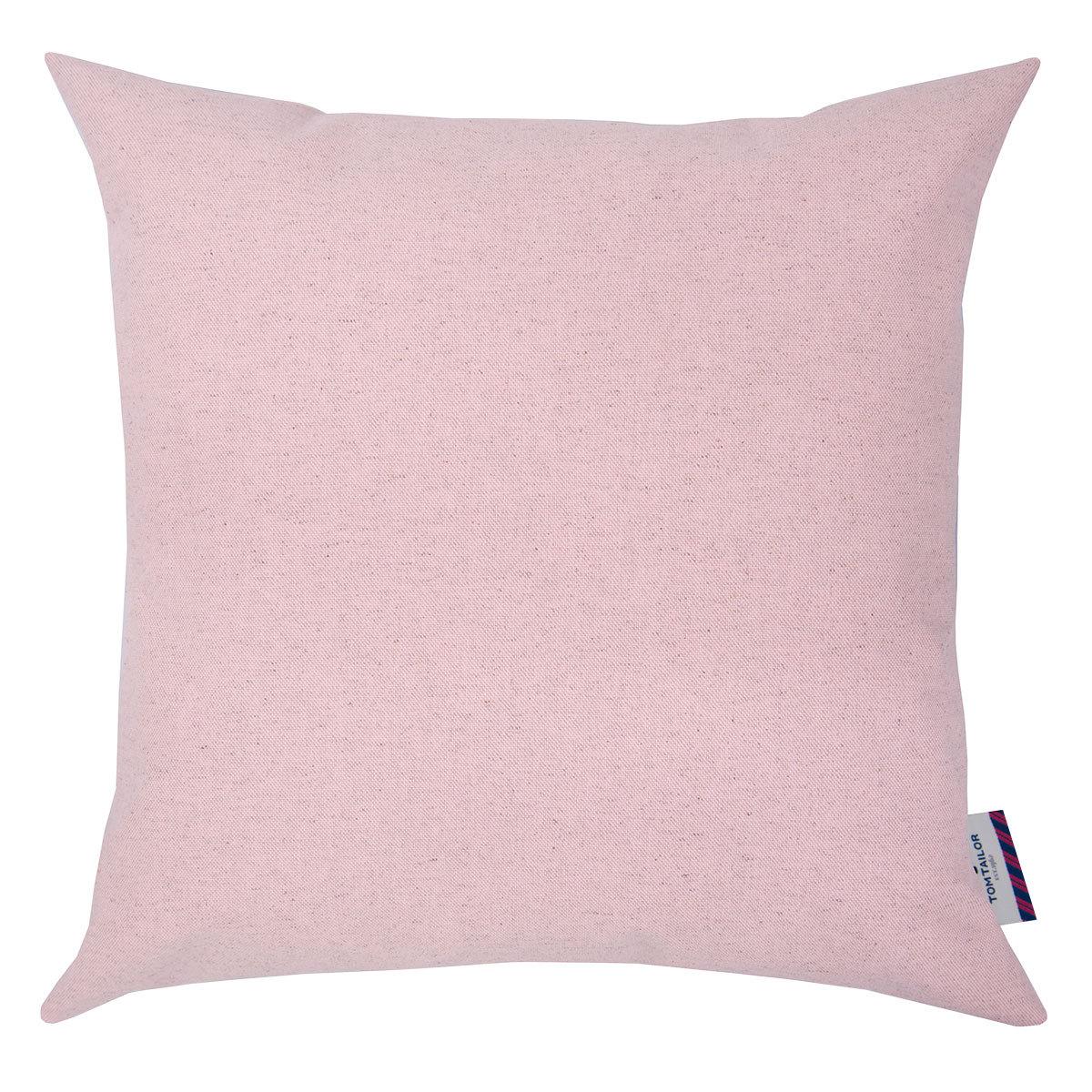 tom tailor kissenh lle classic cotton ros g nstig online. Black Bedroom Furniture Sets. Home Design Ideas