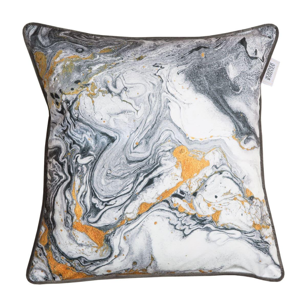 Schöner Wohnen Kissenhülle Marble