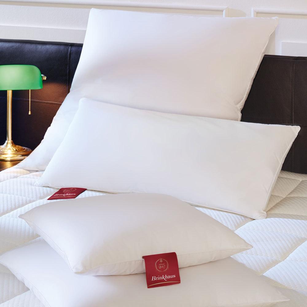 brinkhaus kopfkissen bauschi g nstig online kaufen bei bettwaren shop. Black Bedroom Furniture Sets. Home Design Ideas