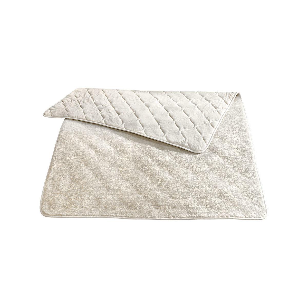 Traumschlaf Kuschelflor, Lammflor-Immitat Bettdecke