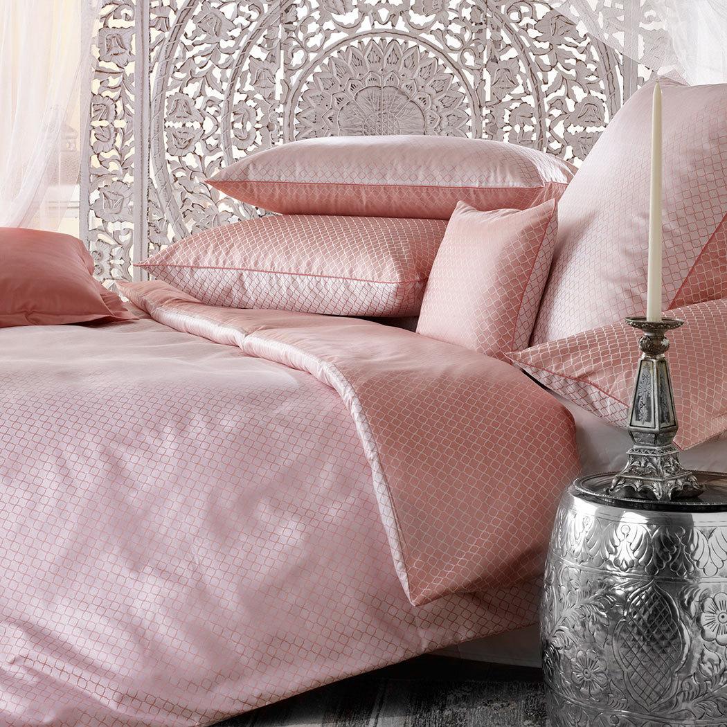 curt bauer mako brokat damast wendebettw sche alisar paprika g nstig online kaufen bei bettwaren. Black Bedroom Furniture Sets. Home Design Ideas