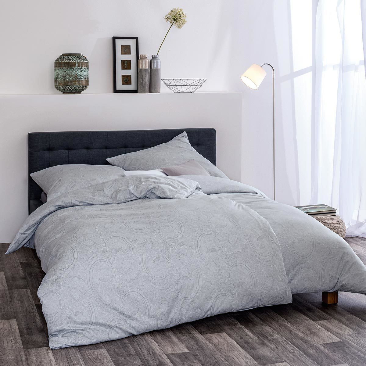 estella mako interlock jersey abby silber g nstig online. Black Bedroom Furniture Sets. Home Design Ideas