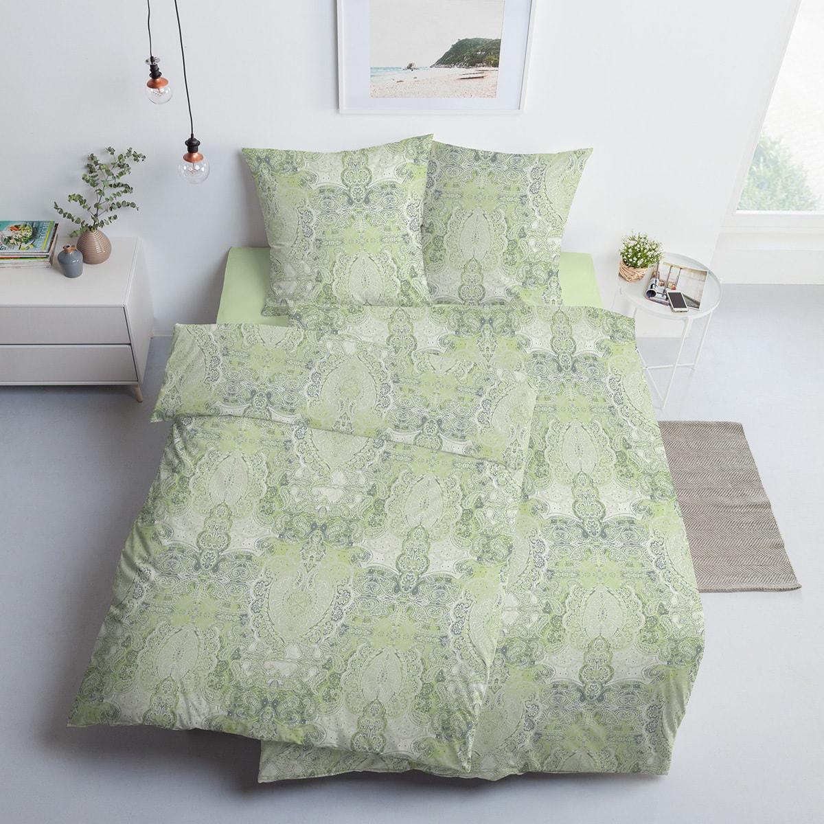 estella mako interlock jersey bettw sche 6217 550 reseda. Black Bedroom Furniture Sets. Home Design Ideas
