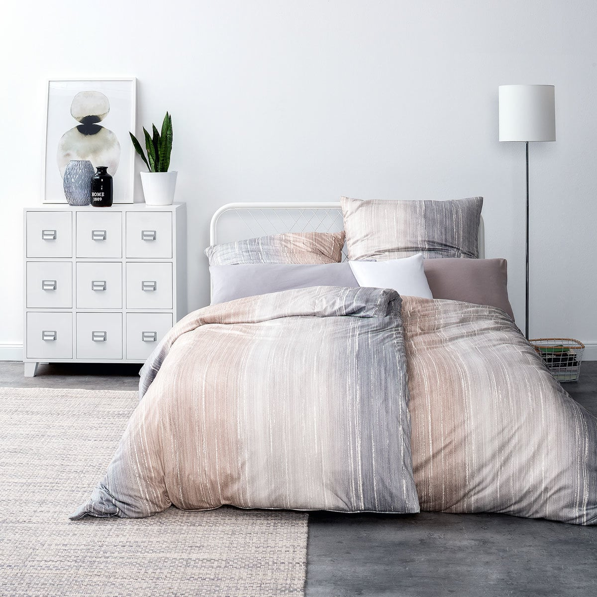 estella mako interlock jersey bettw sche kilian kiesel. Black Bedroom Furniture Sets. Home Design Ideas