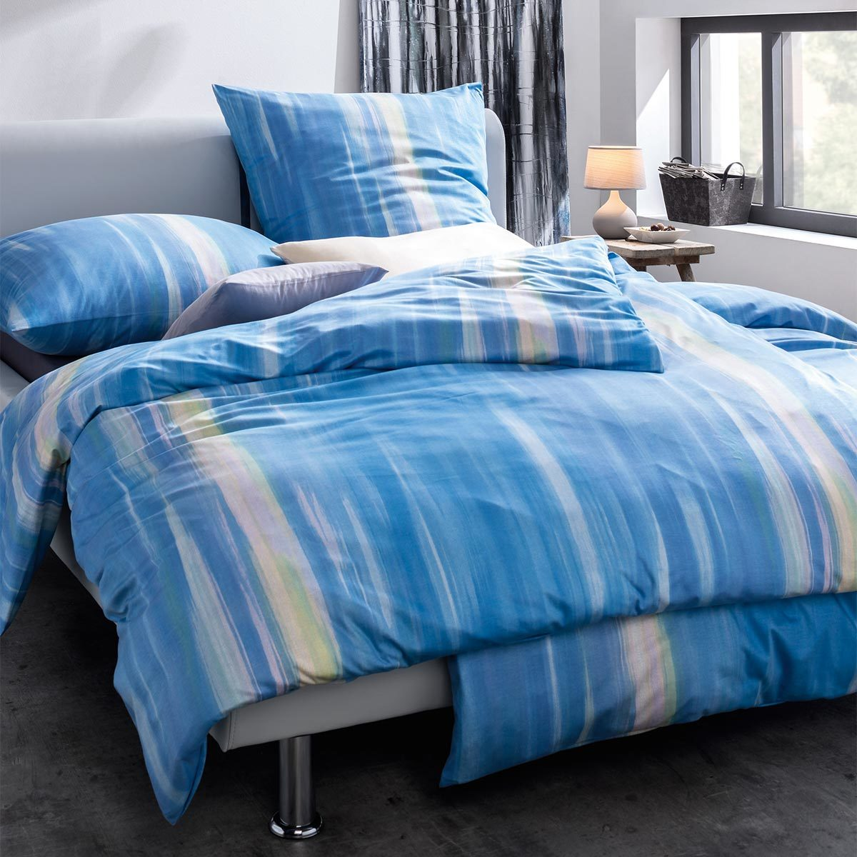 estella mako interlock jersey collin aquamarin g nstig. Black Bedroom Furniture Sets. Home Design Ideas