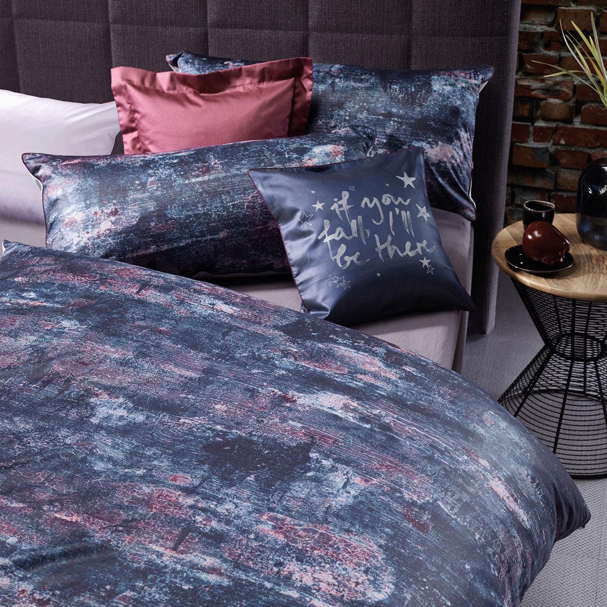 curt bauer mako interlock jersey wendebettw sche luna rusty blue g nstig online kaufen bei. Black Bedroom Furniture Sets. Home Design Ideas