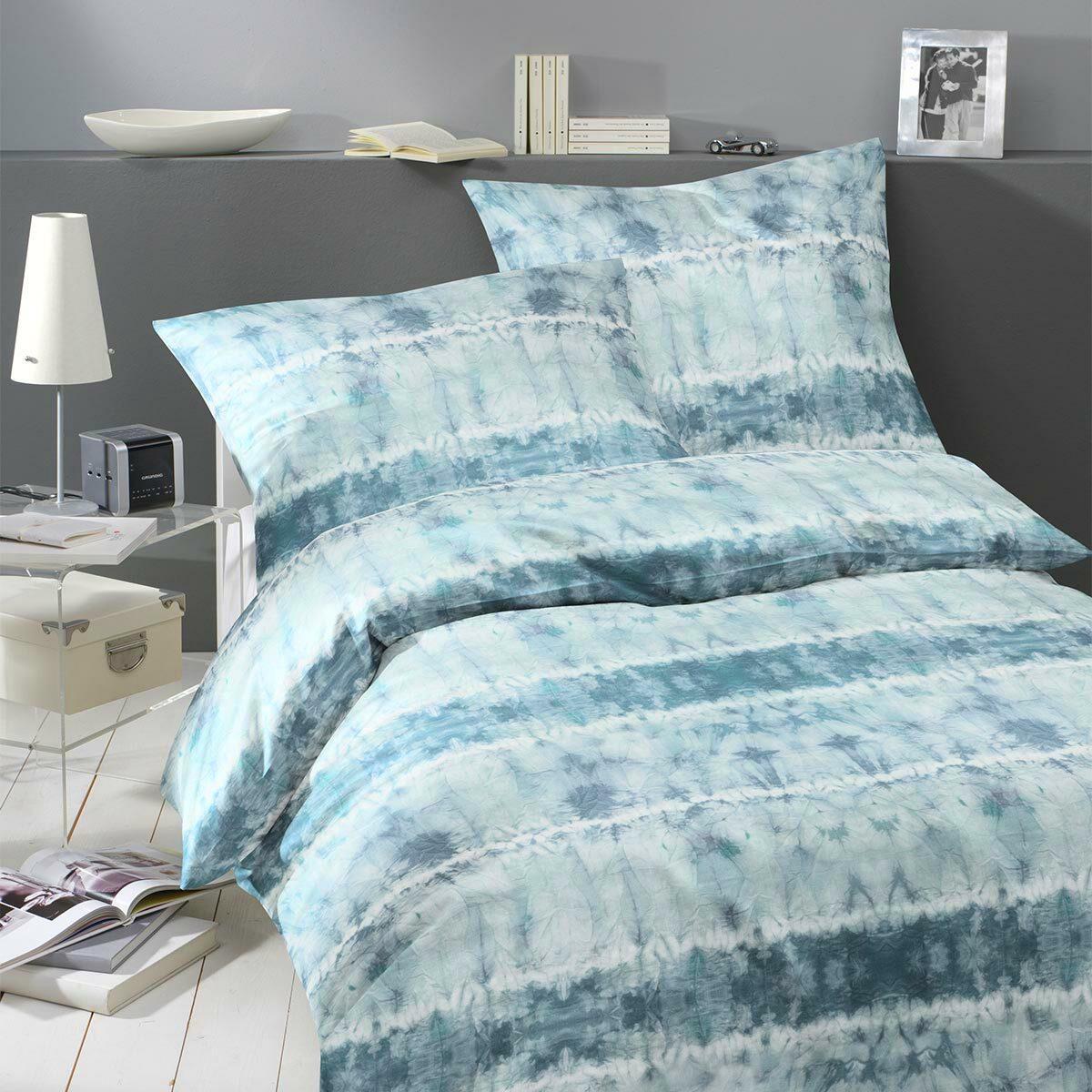 reine Baumwolle viel Farben beties Basic Bettbezug 135x200 cm ohne Kissenbezug