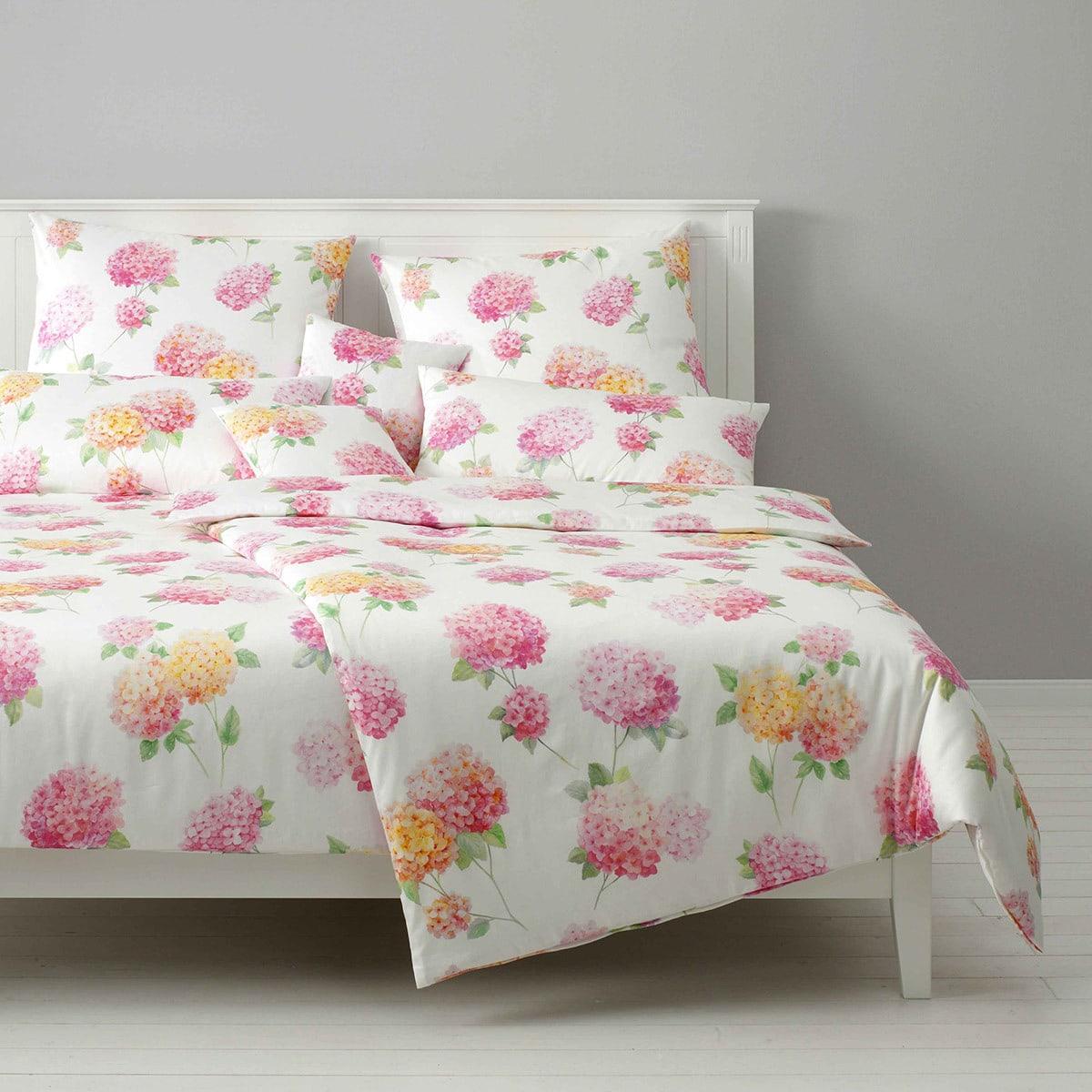 elegante mako satin bettw sche bretagne pink g nstig online kaufen bei bettwaren shop. Black Bedroom Furniture Sets. Home Design Ideas