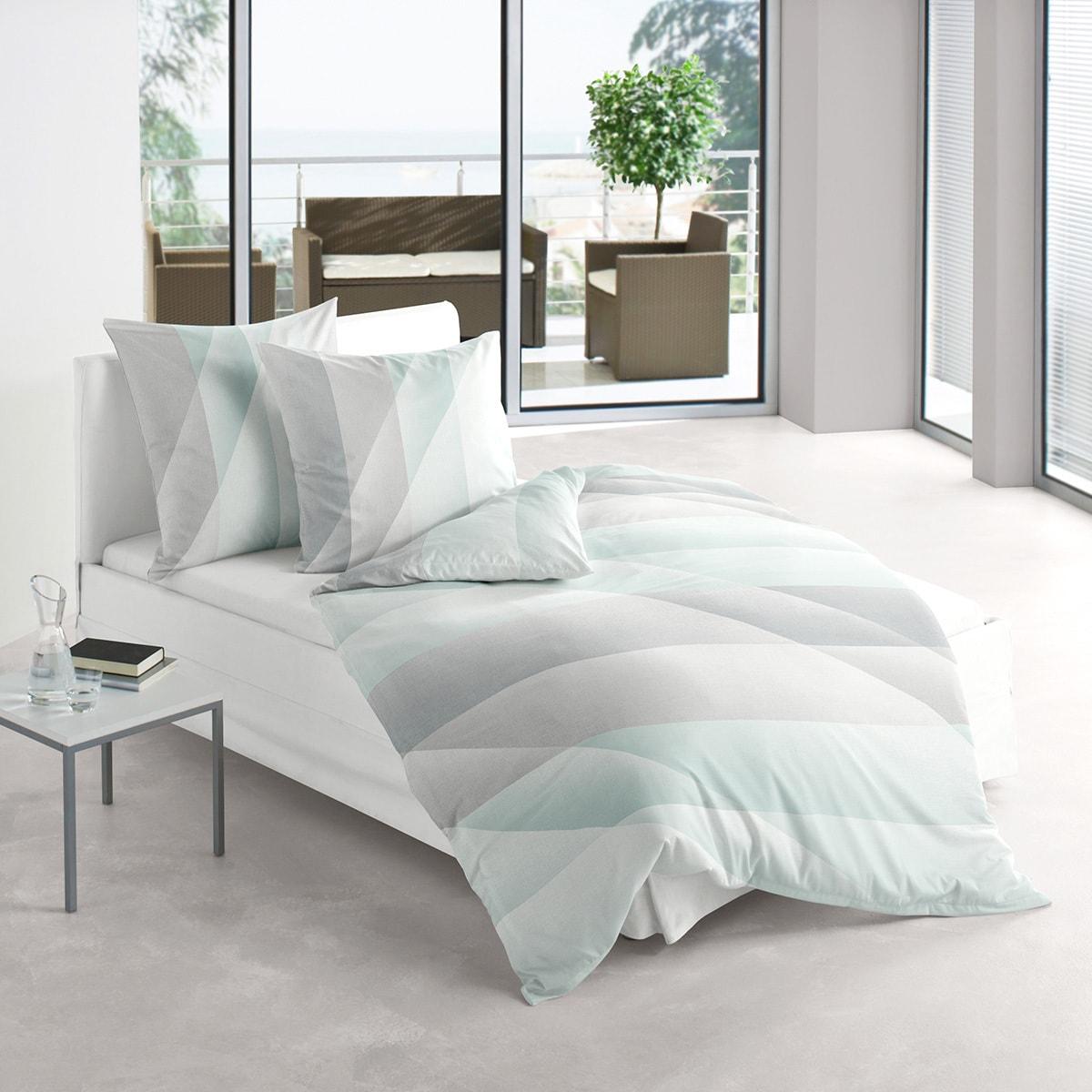 irisette mako satin bettw sche capri 8683 30 g nstig. Black Bedroom Furniture Sets. Home Design Ideas