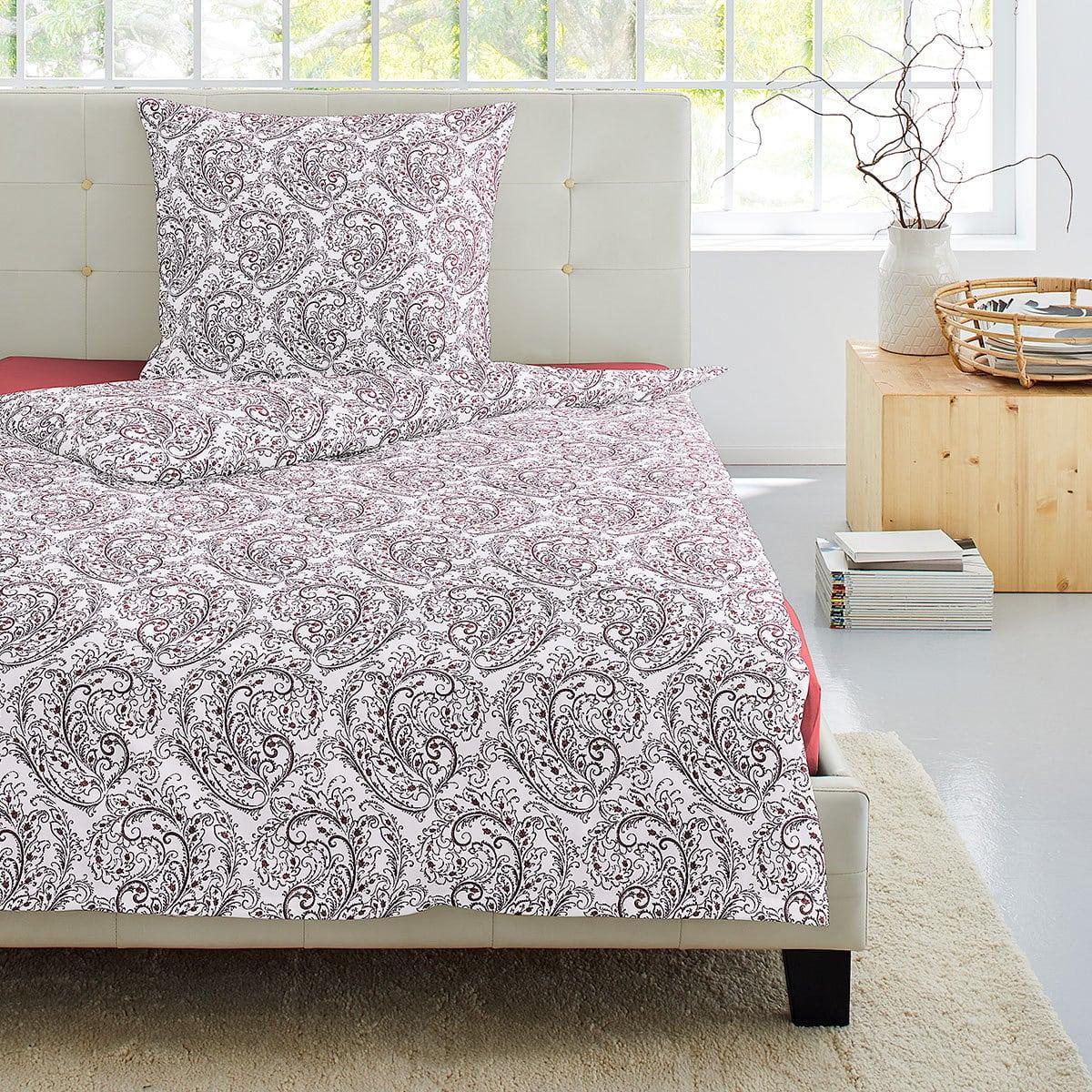 irisette mako satin bettw sche capri 8746 60 g nstig online kaufen bei bettwaren shop. Black Bedroom Furniture Sets. Home Design Ideas