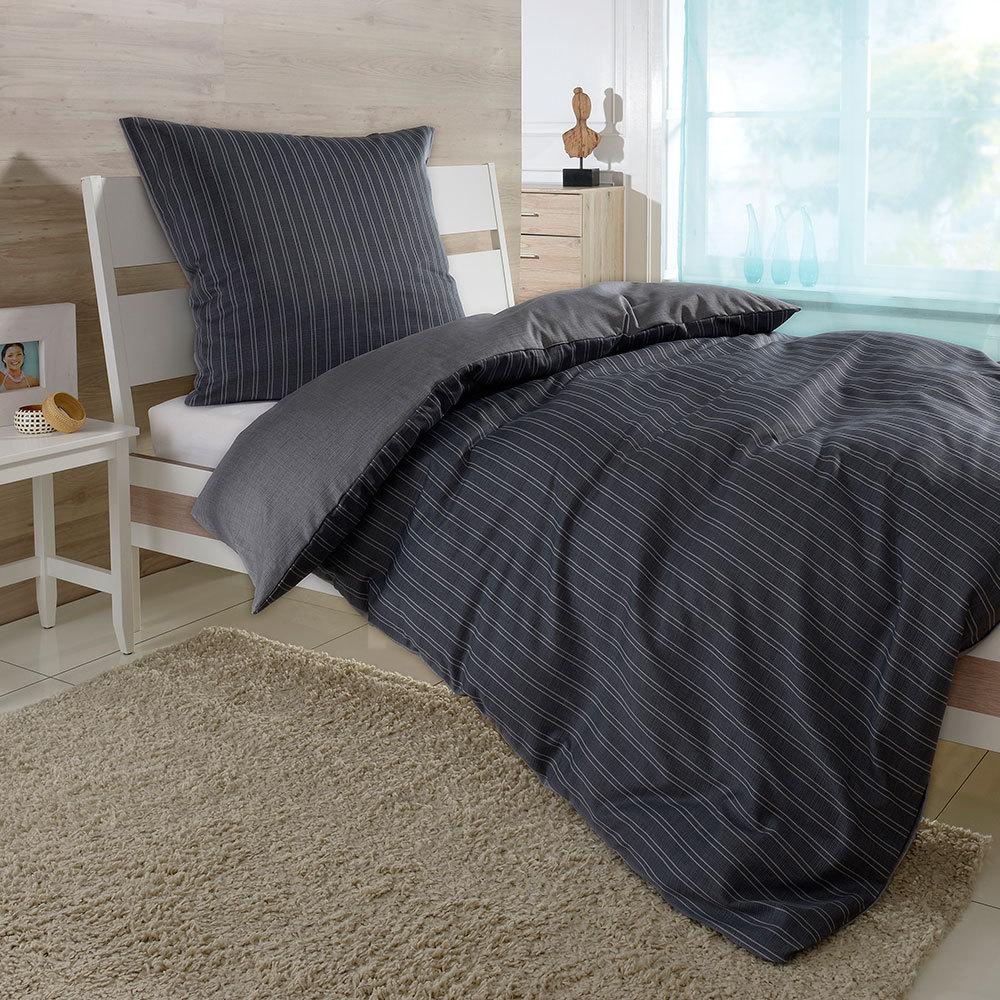 bettwarenshop mako satin bettw sche eternity combo zinn. Black Bedroom Furniture Sets. Home Design Ideas