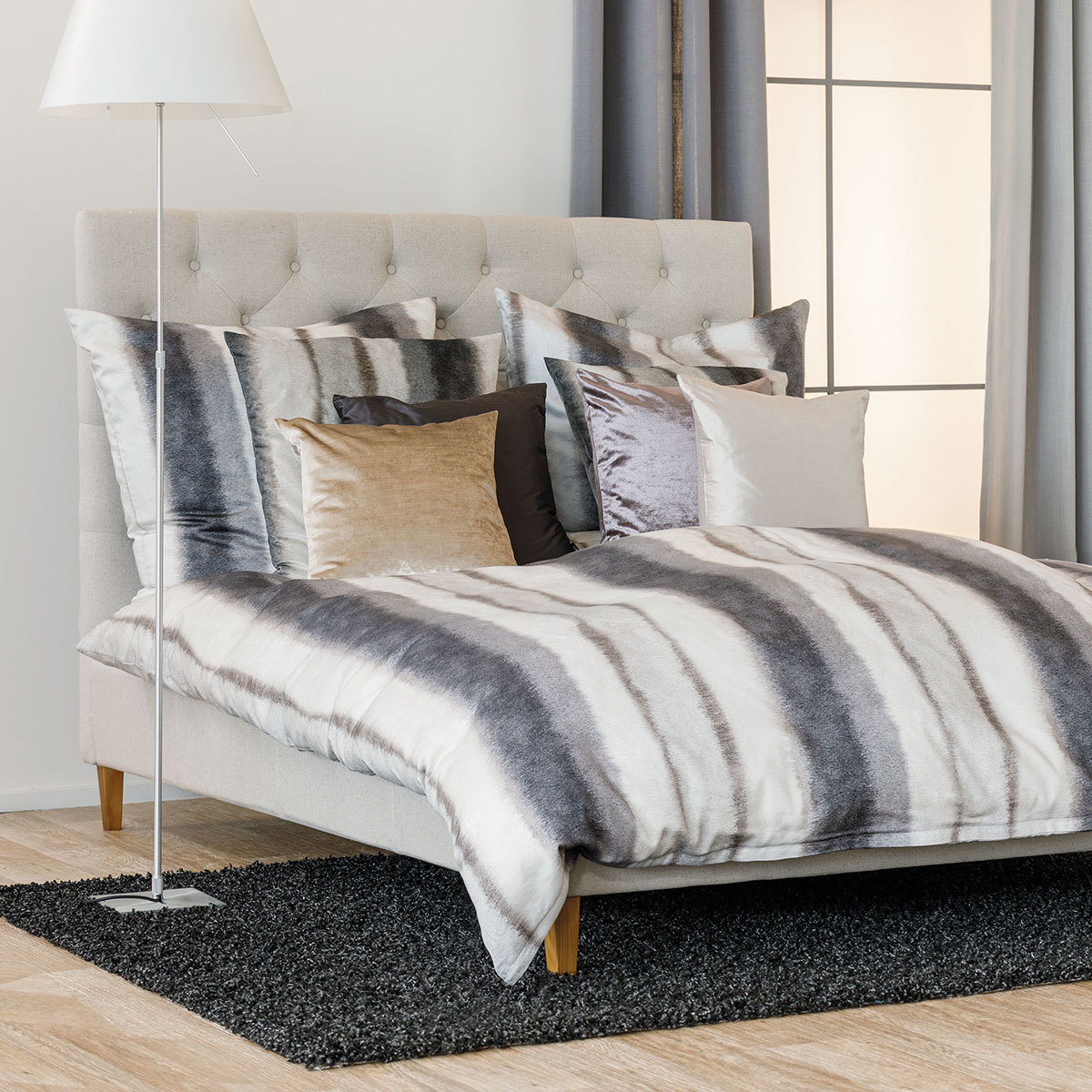 apelt mako satin bettw sche henry g nstig online kaufen bei bettwaren shop. Black Bedroom Furniture Sets. Home Design Ideas