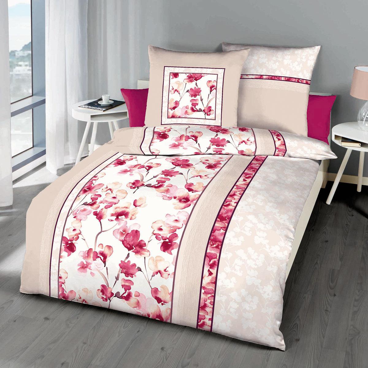 kaeppel mako satin bettw sche heyday pink erfolgsteams frankfurt. Black Bedroom Furniture Sets. Home Design Ideas