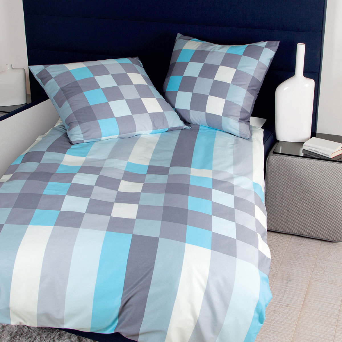 janine mako satin bettw sche j d 8476 08 g nstig online kaufen bei bettwaren shop. Black Bedroom Furniture Sets. Home Design Ideas