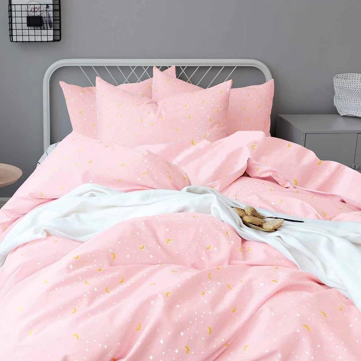 Bettwarenshop Mako Satin Bettwäsche Mond Günstig Online Kaufen Bei