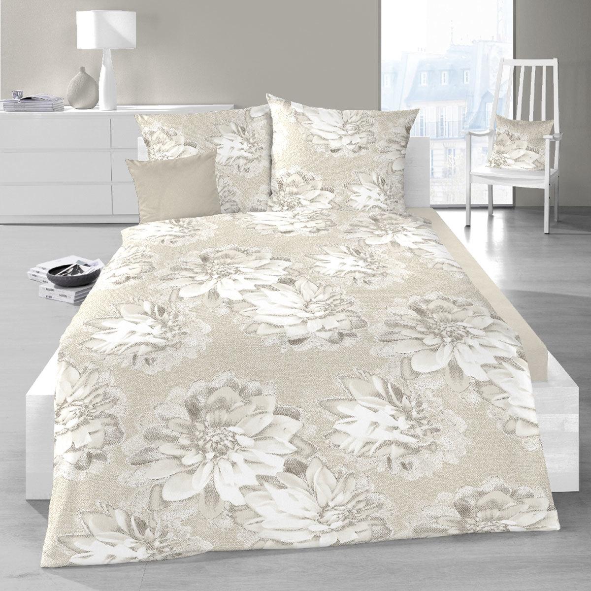schlafgut mako satin bettw sche sesimbra natural silk fv cks. Black Bedroom Furniture Sets. Home Design Ideas