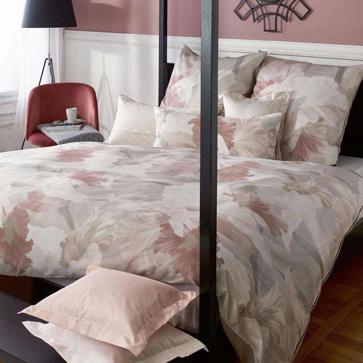 curt bauer mako satin wendebettw sche marseille pastell g nstig online kaufen bei bettwaren shop. Black Bedroom Furniture Sets. Home Design Ideas