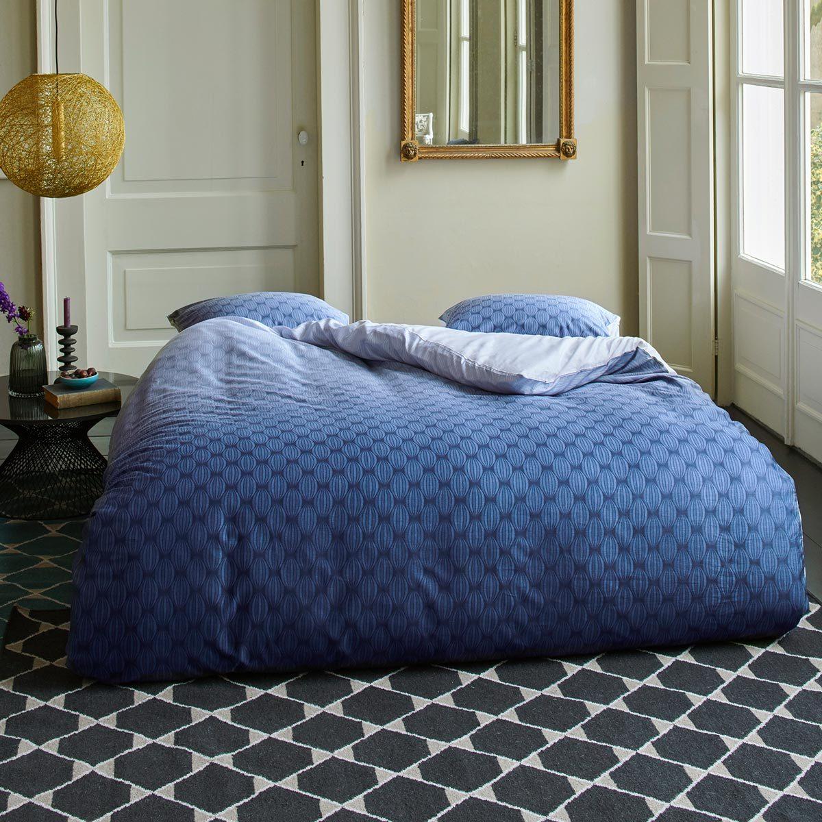 Heimtextilien Online Kaufen Mbel Suchmaschine Ladendirektde Esprit Sheet Set Lily King Size Mako Satin Wendebettwsche Nouni Blue