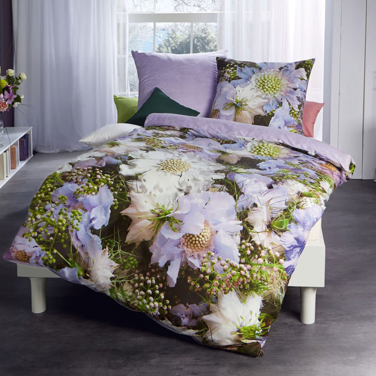 kaeppel mako satin wendebettw sche scabiosa g nstig online. Black Bedroom Furniture Sets. Home Design Ideas