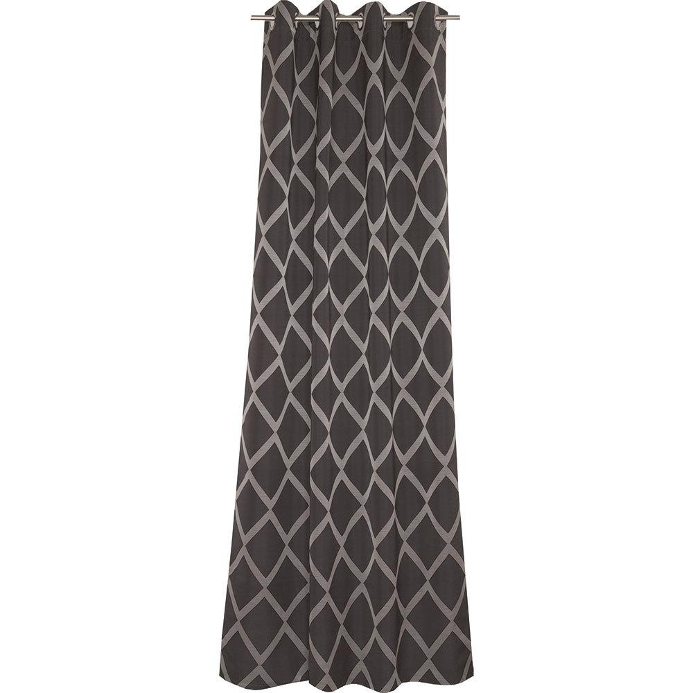 sch ner wohnen senschal triangle grafit g nstig online kaufen bei bettwaren shop. Black Bedroom Furniture Sets. Home Design Ideas