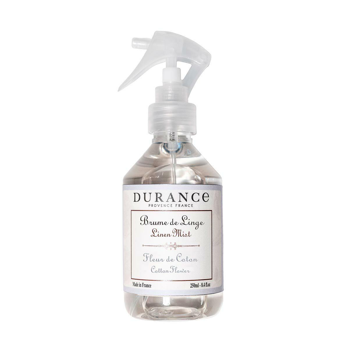 Durance Parfum für Heimtextilien Baumwollblüte