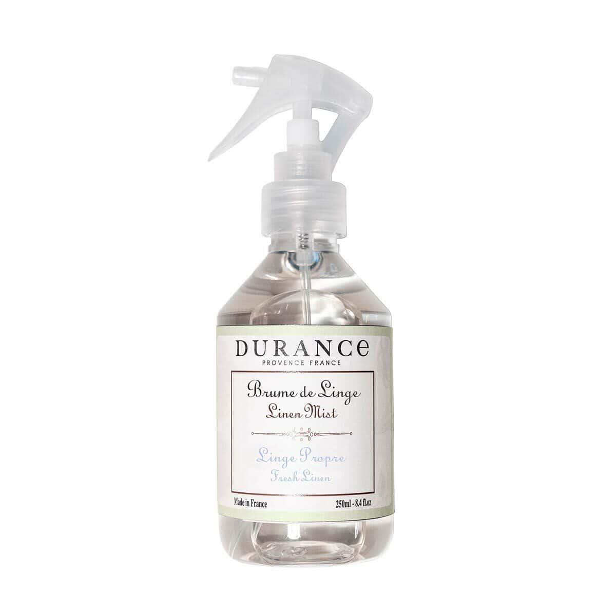 Durance Parfum für Heimtextilien Frische Wäsche