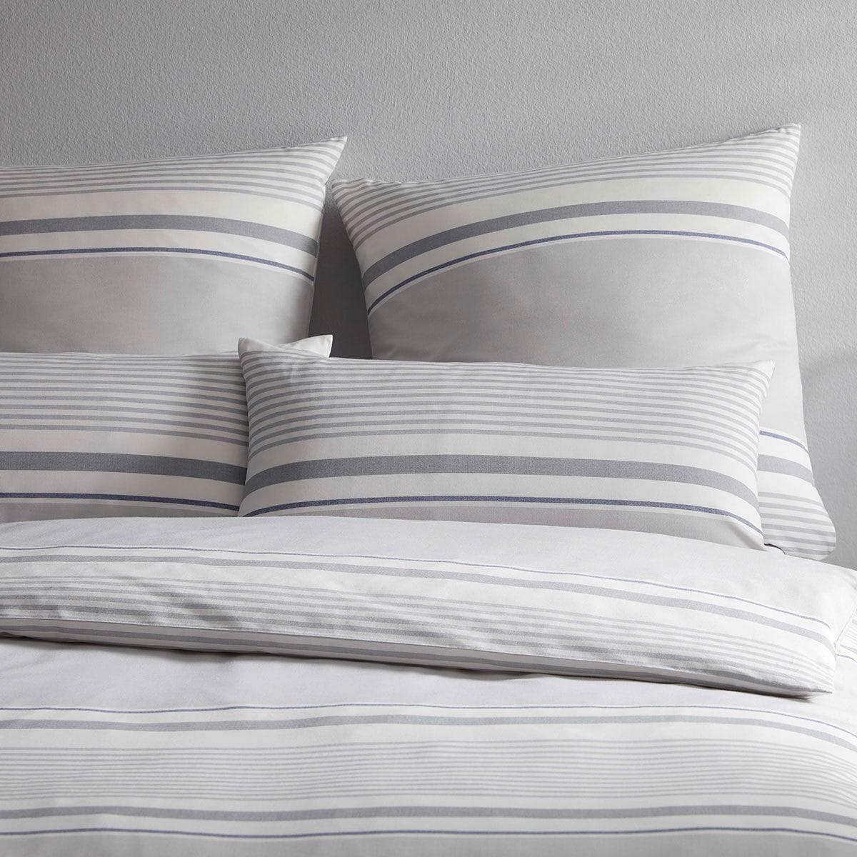 elegante piqu bettw sche comeback silver g nstig online kaufen bei bettwaren shop. Black Bedroom Furniture Sets. Home Design Ideas
