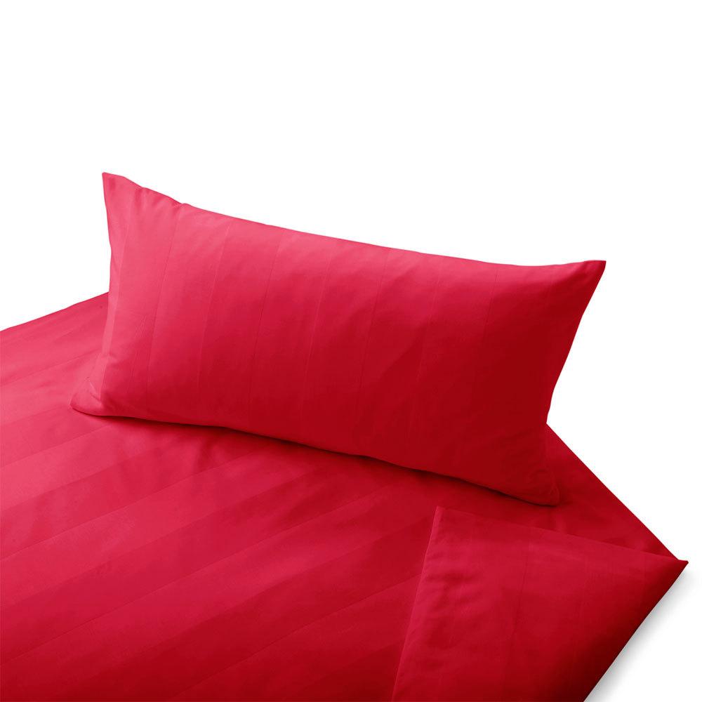 cotonea satin bettw sche superbe cerise g nstig online kaufen bei bettwaren shop. Black Bedroom Furniture Sets. Home Design Ideas