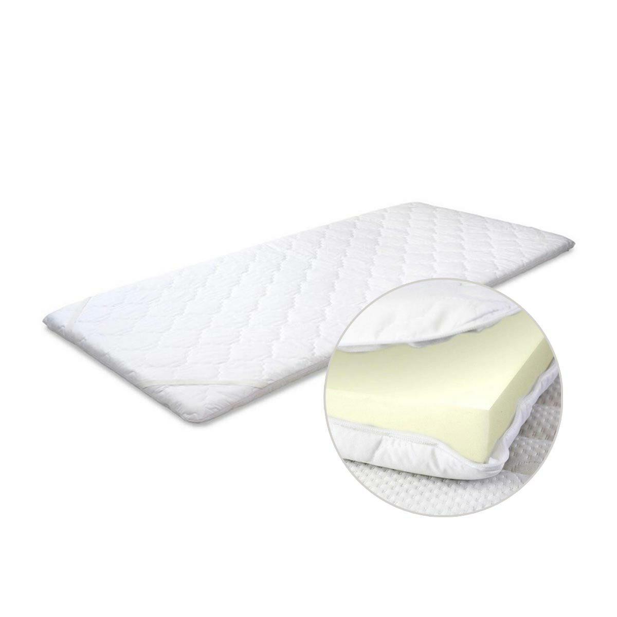 BettwarenShop Schaumstoff Topper Pro Soft