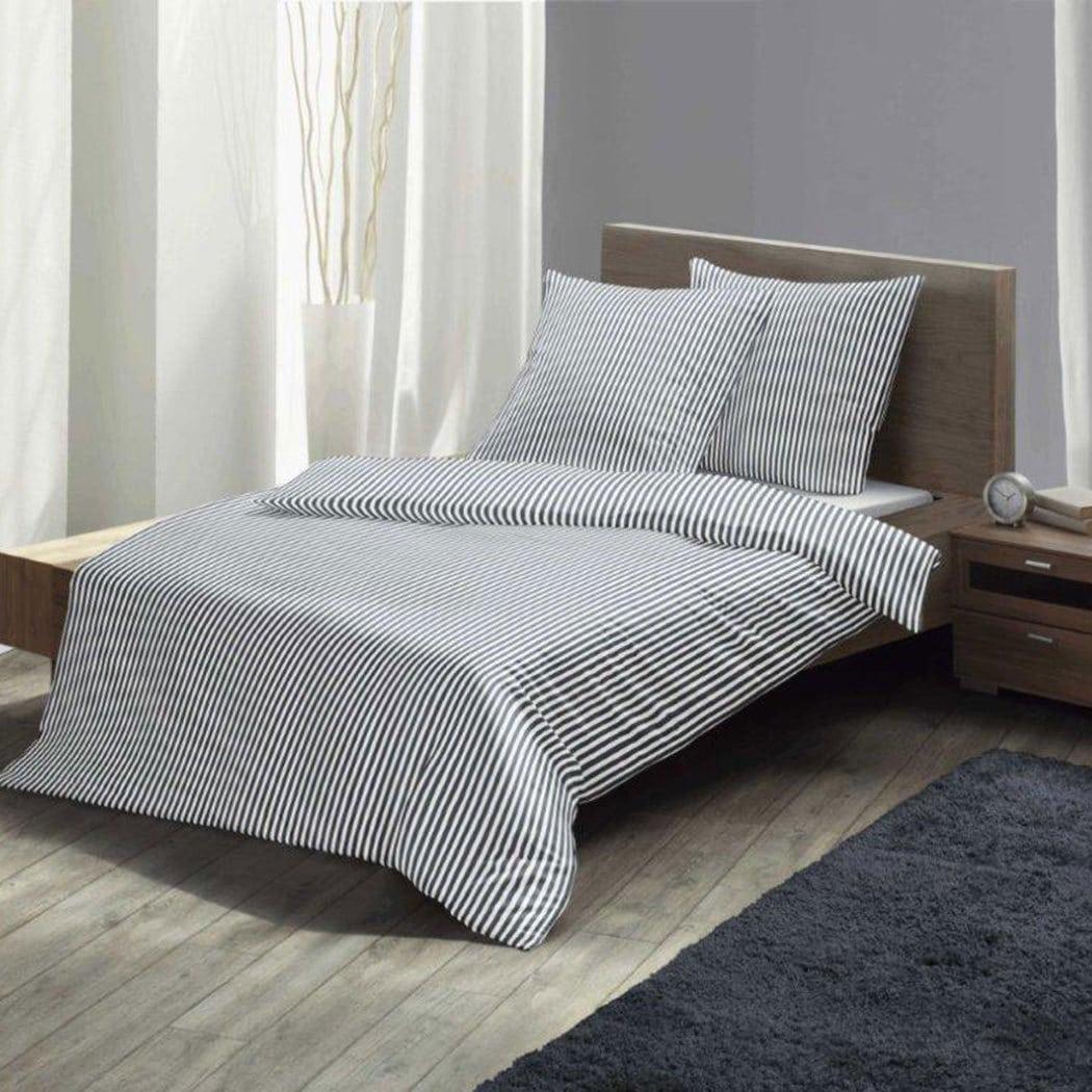 fleuresse seersucker bettw sche rio marine 443342 21 g nstig online kaufen bei bettwaren shop. Black Bedroom Furniture Sets. Home Design Ideas