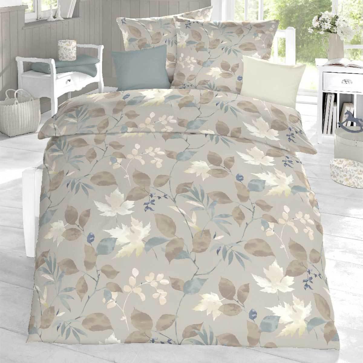 Schlafgut Soft Touch Cotton Bettwäsche Cynthia macaron