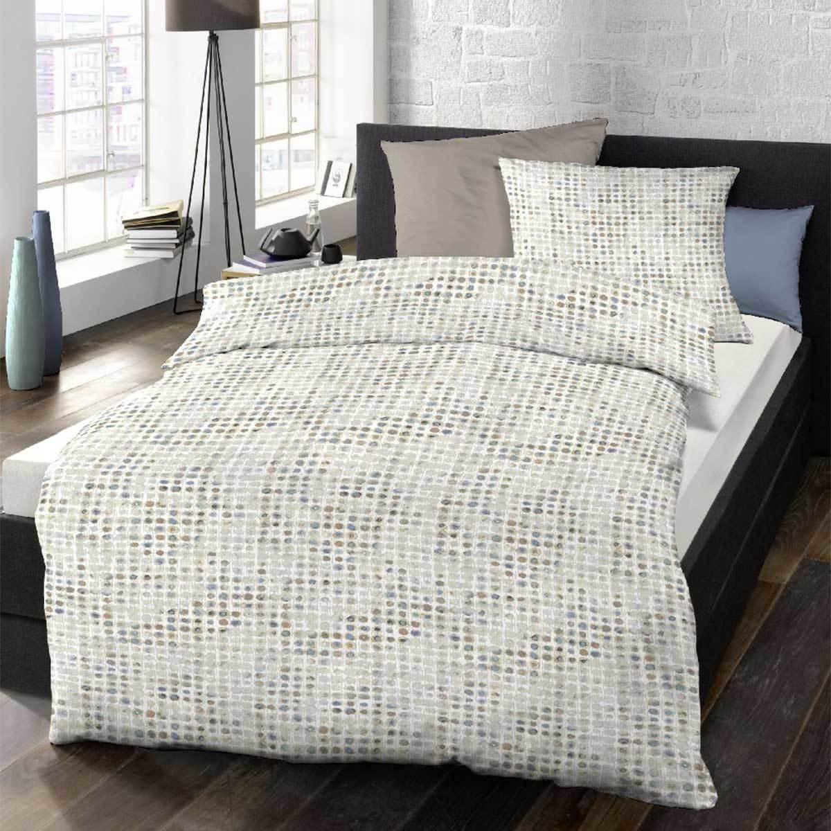 schlafgut soft touch cotton bettw sche prisella pinacolada. Black Bedroom Furniture Sets. Home Design Ideas