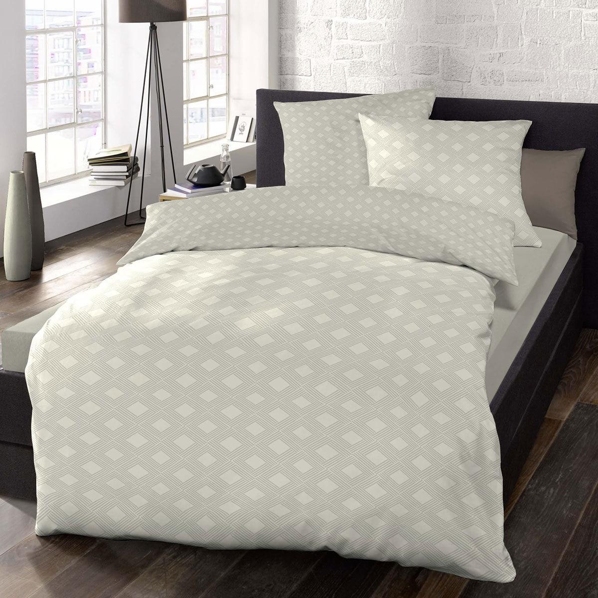 schlafgut soft touch cotton wendebettw sche colora koriander g nstig online kaufen bei bettwaren. Black Bedroom Furniture Sets. Home Design Ideas
