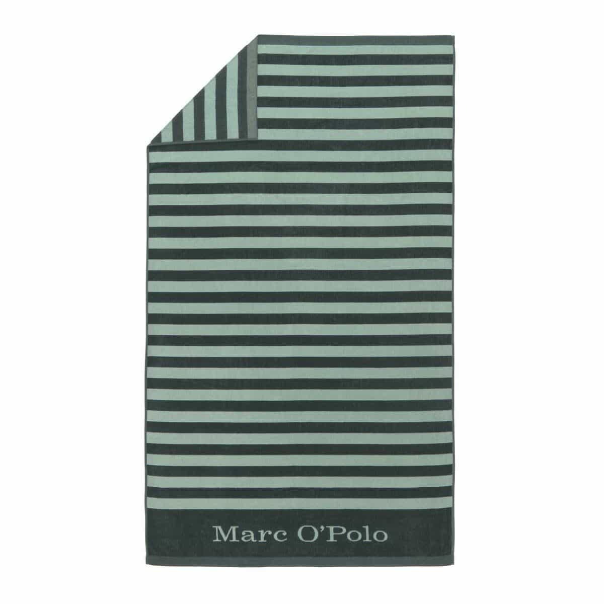 Marc O Polo Strandtuch Saburo grün
